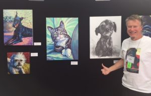 The Pet Impressionist Chicago Artist